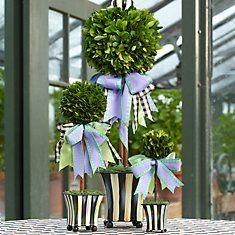 Topiary from Mackenzie Childs