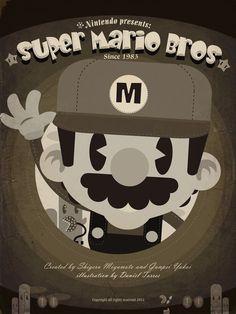 Daniel Torres – Super Mario