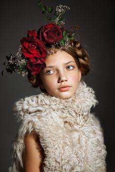 Nastya by Nataly Frigo, via 500px