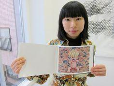 Yumiko Utsu Biography - JAPIGOZZI Collection 2014 - Contemporary Japanese Art Collection