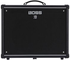 B Stock : Boss Katana Electric Guitar Amp Combo - Andertons Music Co. Katana, Electric Guitar And Amp, Guitar Amp, Boss Effects, Software, Rock Sound, Circuit Design, Marshall Speaker, The 100