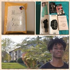 Not only is today Easter  but it's my baby brother's birthday . Happy 19th Birthday  Zach  Love you     #happybirthday #happyeaster #siblings #family #blessed #applewatch #spoiled #teamapple #birthdayboy #familyfirst #familyphotography #typography #handwritten #bigsis #brotherskeeper