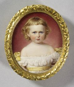 Reginald Easton (1807-93) - Princess Irene of Hesse (1866-1953)
