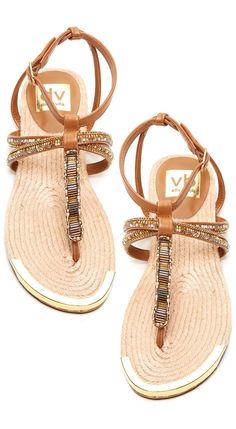 #PenguinTeen #SummerReads Beaded Woven Sandals //