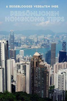 Ich habe 6 Reiseblogger nach ihrer ganz persönlichen Empfehlungen für Hongkong gefragt. Herausgekommen sind 6 wundervolle Tipps die ich dir nachfolgende vorstellen möchte.