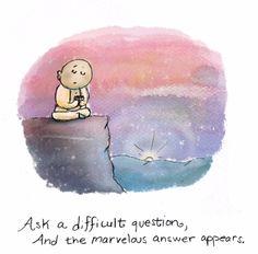 #Buddha Doodles