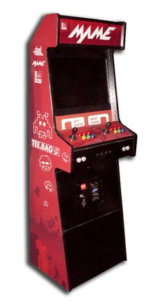 Slimline Master ‹‹ Turnarcades Custom Arcade Machines