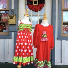 Laura Dare Christmas Pajamas