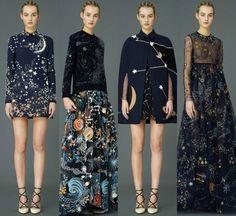 Moda galaxias - galaxy fashion - estrellas - stars