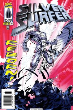 A cover gallery for the comic book Silver Surfer Marvel Comics Superheroes, Marvel Comic Books, Marvel Art, Comic Book Heroes, Marvel Heroes, Marvel Characters, Comic Books Art, Comic Art, Hulk Comic