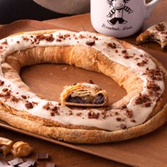 wish I could try this flavor...I guess if I didn't mind paying the shipping I could!!! Father's Day Kringle - Our new Father's Day Kringle is perfect for a