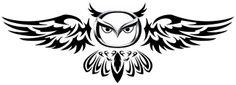 Mazda big Owl logo