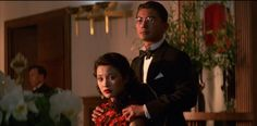 Joan Chen as Empress Wanrong and John Lone as Aisin-Gioro Puyi in The Last Emperor John Lone, Joan Chen, Last Emperor, Lonely, Glamour, Couple Photos, Couples, Classic, Movies
