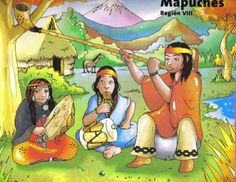 Dibujos de pueblos originario de Chile para niños Classroom Projects, Pencil Drawings, Colored Pencils, Nativity, Fictional Characters, Nepal, Google, Bts, Tatoo