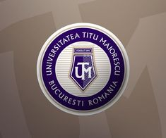 Corporate  identity University, designed by TZIGARET-DESIGN.COM Corporate Identity Design, Visual Identity, Advertising Design, Juventus Logo, Team Logo, University, Bucharest Romania, Logos, Corporate Design