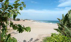 Beach in Mojacar, Almeria, Andalucia, Spain