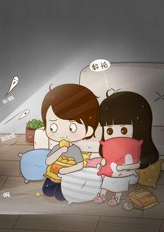 Kk ajj hum na kitna batt kiya na Safina Love Cartoon Couple, Cute Couple Comics, Chibi Couple, Cute Love Cartoons, Cute Couple Art, Anime Love Couple, Cute Anime Couples, Cute Cartoon, Cute Girl Drawing