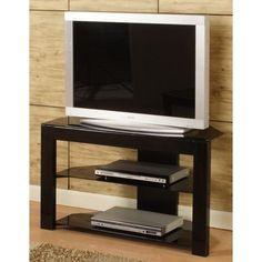 "40"" Black TV Stand"