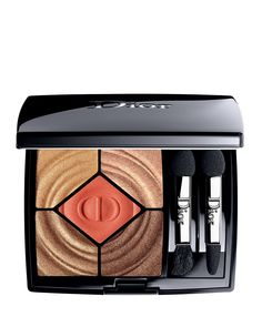 Dior 5 Couleurs Cool Wave Summer 2018 Limited Edition Eyeshadow Palette, new in 2 shades (affiliate)