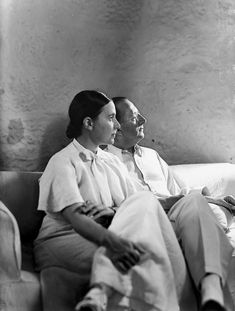 Erich Mendelsohn ( 1887 – and his wife Erich Mendelsohn, History, Couple Photos, Portraits, Architecture, Google, Architects, Couple Shots, Couple Pics