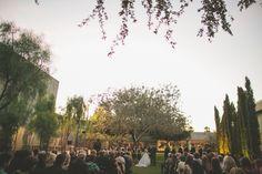 Phoenix Art Museum-Dorrance Sculpture Garden #Phxart #Wedding #phoenixwedding #gardenceremony