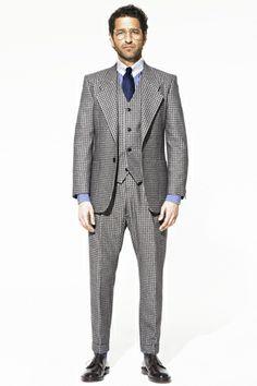 Umit Benan suit.