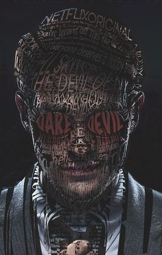 Daredevil - Typography