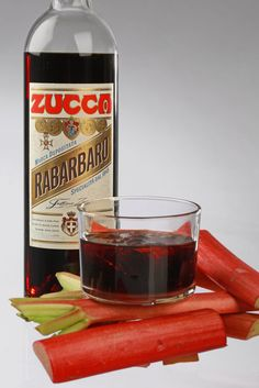 Back in 1845, Ettore Zucca, an Italian industrialist, made rhubarb amaro from a tincture his wife's doctor concocted to cure her indigestion. In 1919, a descendant, Carlo Zucca, refined the recipe and bottled and sold the amaro. It became scarce but now has been revived and is being imported. (Photo: Dan Neville/The New York Times)