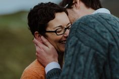 Heavy duty walking boots. ✓A hiking-ready wedding dress. ✓A warm cardigan and jumper. ✓Two people in love and a handful of their closest friends ✓✓There's something very moving about a couple that have already been together for a number of years and deciding to tie the knot in…
