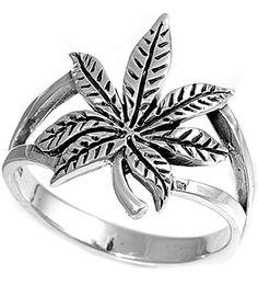 Sterling Silver Cannabis Sativa Marijuana Ring Wholesale Band 17mm Sizes 4-13 https://www.amazon.com/Sterling-Silver-Marijuana-Wholesale-RNG13605-9/dp/B00FP36YGQ//ref=as_li_ss_tl?ie=UTF8&linkCode=ll1&tag=mentapalac01-20&linkId=a88c9c8d0d3a99d97c49a0c38bbc54f6