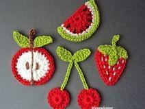 4 Früchte