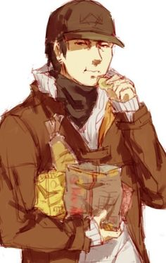 [WD] Aiden Pearce by Lkikai on DeviantArt Watch Dogs 1, Tom Clancy's Rainbow Six, What Dogs, Video Game Characters, Deviantart, Dog Pictures, Assassins Creed, Anime Art, Videogames