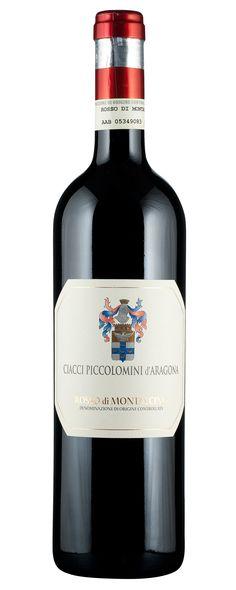 2007 Ciacci Piccolomini d'Aragona Rosso di Montalcino