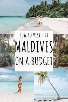 DREAMY Maldives on a budget guide! What to do in the Maldives! - How to visit the Maldives on a budget travel tips! Maldives Travel Tips! Maldives Beach, Maldives Honeymoon, Maldives Travel, The Maldives, Maldives Budget, Maldives Islands, Maldives Hotels, Maldives Vacation, Mexico Honeymoon