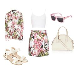 The perfect outfit to go out in the summer in the city
