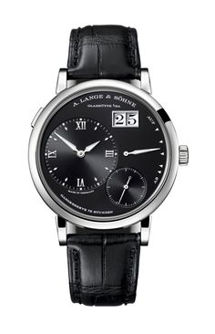 A. Lange & Söhne Grand Lange 1 White Gold 117.028 on Watch Agora