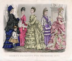 Godey's Lady's Book, 1873