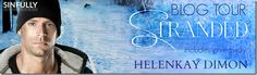 Blog Tour: Stranded by HelenKay Dimon includes #giveaway | @sinfully_mmblog