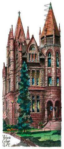 David Crighton - Victoria College