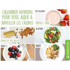 #nutrition  Certains(es) d'entre vous me demandent comment faire pour stabiliser son poids ou surveiller ces apports calorique en utilisant un Shake Herbalife .. Voilà une journée type.. 5 petits repas par jour pour 80 grammes de protéine  1 shake c'est 20 gramme de protéine 12 vitamines 11 minéraux du bon gras et des sucres lents pour seulement 250 calories.  Besoin d'un plan de repas pour stabiliser perdre ou prendre du poids?  Fait ton score bien-être sur mon site http://ift.tt/1P0IjIJ