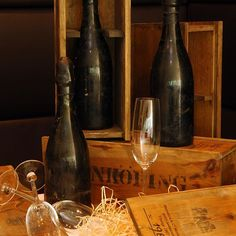 Champagne: Heidsieck Monopole 1907, priced at $25,000 • In the late 90′s an underwater search party stumbled across a century old shipwreck containing 2,000 bottles of this French champagne. Truly a taste of history!