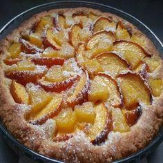 Ideas fruit tart cake sweets for 2019 Apple Recipes, Sweet Recipes, Baking Recipes, Healthy Dessert Recipes, No Bake Desserts, Fruit Tart, Russian Recipes, Baked Chicken Recipes, Pie Dessert