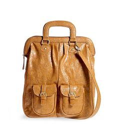 Daily Finds 10/28/10: Coco-Embossed Frame Tote Bag by Newport News, $44