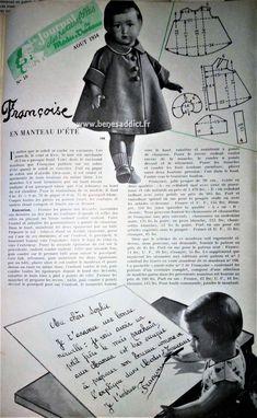GRATUIT 59 patrons Vintage 1951 Couture, Tricot, Crochet