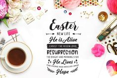 FREE Easter Poster Cut File - Cutting Machine SVG, Easter Quote Design - Free Christian Quote for Easter - He is Alive svg dxf Sayings For Wine Glasses, Mailbox Decals, All Silhouettes, The Risen, He Is Alive, Workout Humor, Religious Quotes, Be My Valentine, Christmas Humor