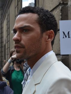 Jesse Williams...Damn Handsome.