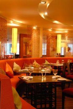 Modern Restaurant Interior Design Ideas. See More. Ashau0027s Birmingham   Indian  Restaurant
