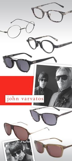 35b40d962c9 John Varvatos is renowned for his rock and roll design standards