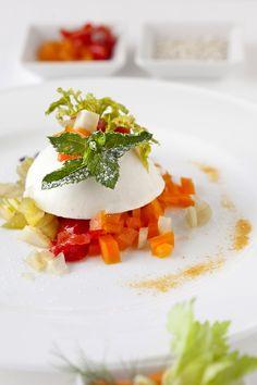 """Luxury Food of Risorgimento Resort """"Le Quattro Spezierie"""" Restaurant"""