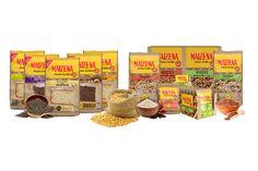 Conheça a funcionalidade de cada um dos nossos supergrãos: chia, quinoa, amaranto, linhaça e milho